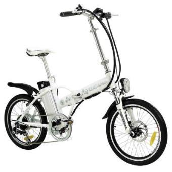 De Luxe es la bicicleta con chasis unico patentado.
