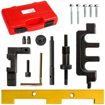 Conjunto de herramientas de ajuste de motor para BMW, Negro