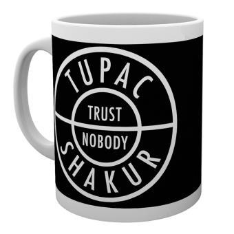 Taza Tupac Trust Nobody