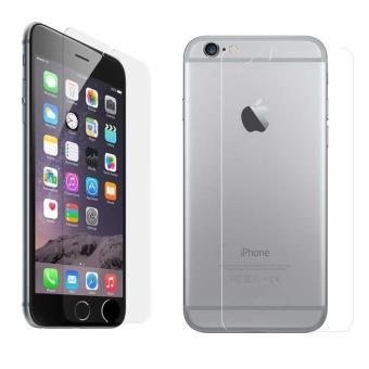 964a75fa8d5 Protector de Pantalla Cristal Templado Para Iphone 6 Plus 6s + Frontal  Trasero - Protector de pantalla para móviles - Los mejores precios | Fnac