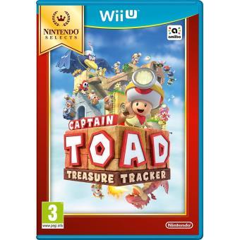 Captain Toad: Treasure Tracker Selects (nintendo wii u) [nintendo wii u] [importación Inglesa]