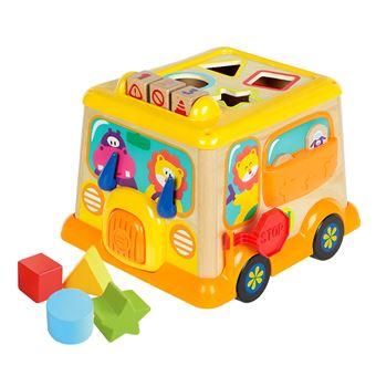 Autobús de actividades Woomax