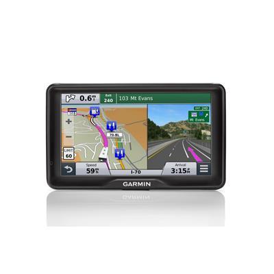 Navegador GPS Garmin Camper 760LMT-D