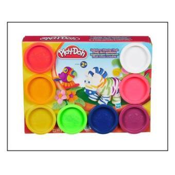 Hasbro A7923 Play Doh - Pack botes de Arcoíris
