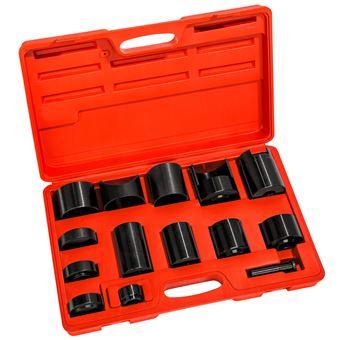 Conjunto extractor propelente, Negro