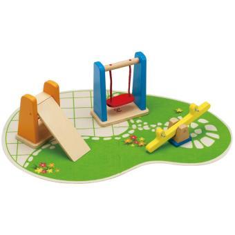 Hape E3461 Playground - Parque infantil