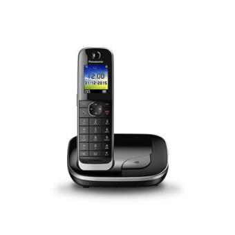 Panasonic teléfono inalámbrico KX-TGJ310GB negro