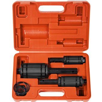 Expansor de tubos de escape 30 - 83 mm, Rojo