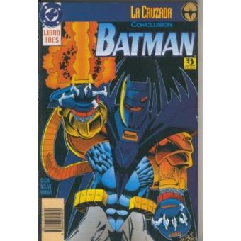 Batman La Cruzada 3 Conclusión