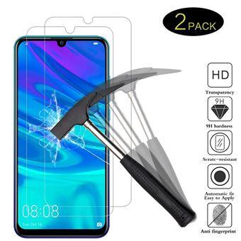 Protector de Pantalla Klack para Huawei P30 Lite Pack 2 Cristal Templado