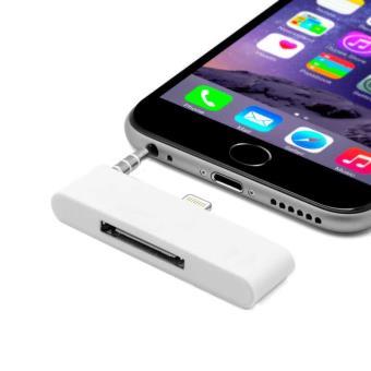 395f7e941c7 Conversor de 30 Pines a 8 Pines de Iphone 4 4s a Iphone 6 6s con Salida de  Audio - Cargador para teléfono móvil - Los mejores precios | Fnac