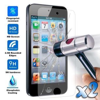 2x Protector de Pantalla Cristal Templado Premium Para Ipod Touch 4 ...