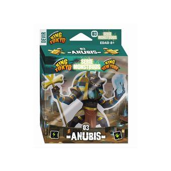 Juego de Mesa King of Tokyo: Anubis - serie de monstruos 3