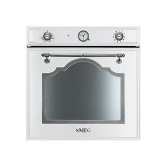 Horno SMEG SF750BS blanco acabado antiguo