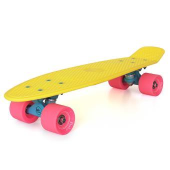 "Skateboard Baby Miller Modelo """"Ice Lolly Lemon Yellow"""" longitud 225"