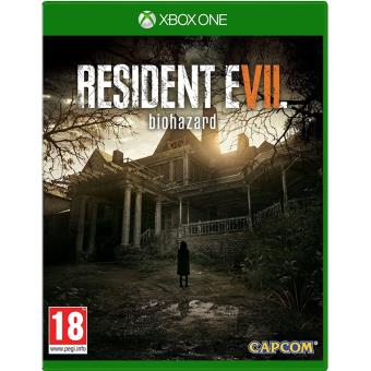Resident Evil 7 Biohazard (xbox One) [importación Inglesa]