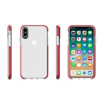 a029739b542 Funda de Silicona con Borde de Color para Apple Iphone 7 Plus / 8 Plus Rojo  - Fundas y carcasas para teléfono móvil - Los mejores precios | Fnac