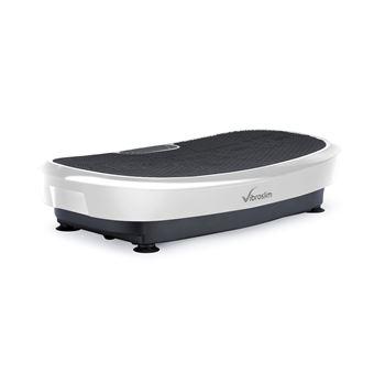 Plataforma vibratoria VibroSlim Radial 3D blanco