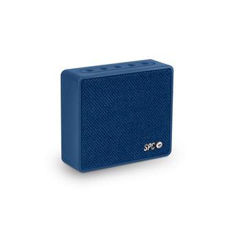 Altavoz Inalámbrico spc one Speaker Azul - Bluetooth V2.1 - 3w - Alcance 10m - Bat. 800mah - Función