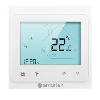 Termostato Wifi Inteligente Smartek