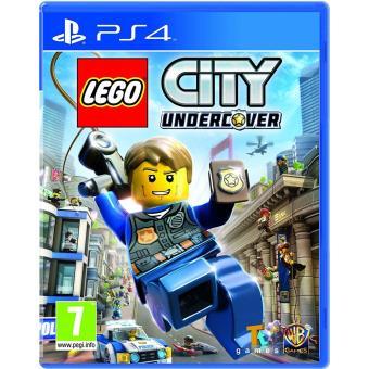 Lego City Undercover (playstation 4) [importación Inglesa]
