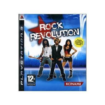 Rock Revolution - Playstation 3