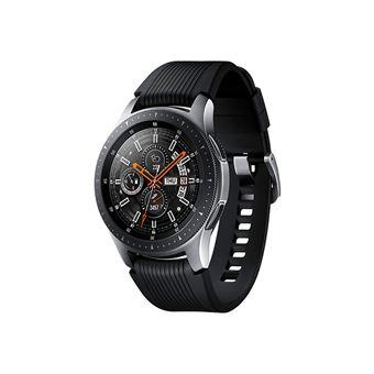 Reloj Smartwatch Samsung Fitness Sm-r800 Galaxy Watch 46mm Plata Pantalla Samoled GPS Bluetooth