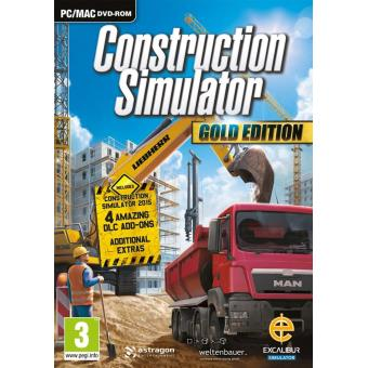 Construction Simulator Gold (pc Dvd) [importación Inglesa]