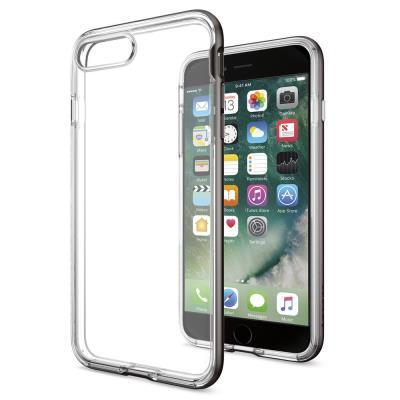 0a1dce1dff1 Becool® - Funda iPhone 7 Plus Spigen Neo Hybrid Crystal Gunmetal - Fundas y  carcasas para teléfono móvil - Los mejores precios | Fnac
