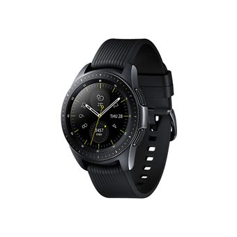 Reloj Smartwatch Samsung Fitness Sm-r810 Galaxy Watch 42mm Negro Pantalla Samoled GPS Bluetooth