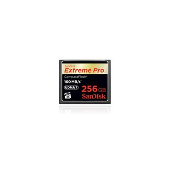 Sandisk - Extreme Pro, Cf, 256gb