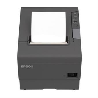 Epson Impresora Tiquets Tm-t88vi Usb/ethern/ Corte