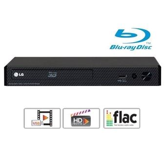 LG BP250 Reproductor de DVD Blu-ray Full HD USB