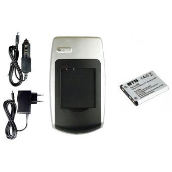 Bateria para Pentax Optio l30 l40 v10 dli63 dli-63