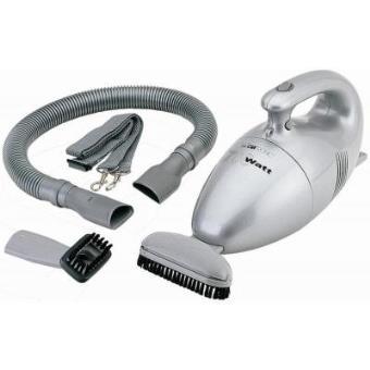 Aspirador de mano Clatronic HS 2631, eléctrico, plata