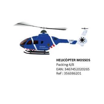 Helicoptero Mossos