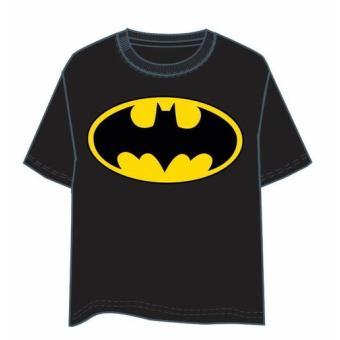 Camiseta Batman Logo Clasico, Talla L