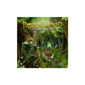Juego de Mesa Robin Hood and the Merry Men