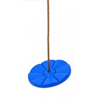 8564a6544 Asiento redondo plástico columpio SwingKing 2521032 D28cm Azul Swing King,  Columpio / Pórtico multiactividades, Los mejores precios | Fnac