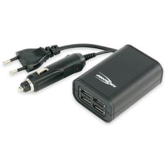 Ansmann Quattro USB - Fuente de alimentación
