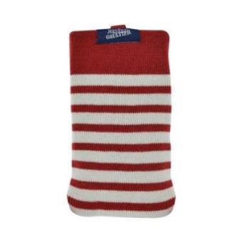 ba184e014af Funda Calcetín, Rojo/blanco Para Móvil -jean Paul Gaultier Jp260110 -  Fundas y carcasas para teléfono móvil - Los mejores precios | Fnac