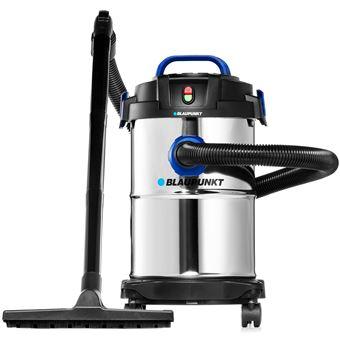 </br>Aspirador sólido y líquido Blaupunkt WD5000 - 1300W - Función de soplador