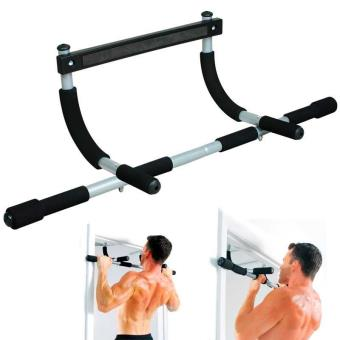 Barra de Dominadas Flexiones Puerta gym en Casa Ejercicio Espalda Musculacion