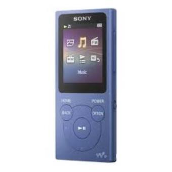 Reproductor MP3 Sony Walkman NW-E394L MP3 8GB Azul