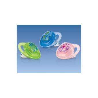 Pp 1 Pack Prism Chupete Ortodóntico 6-18 M