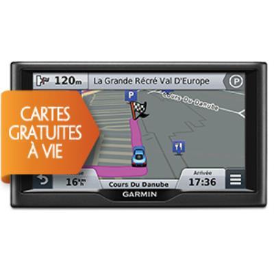 Navegador GPS Garmin nĂźvi 67LM SE