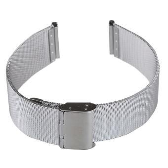 Pulseira de Relógio Aço inoxidável para Apple Watch 38 / 42mm  Multi4you