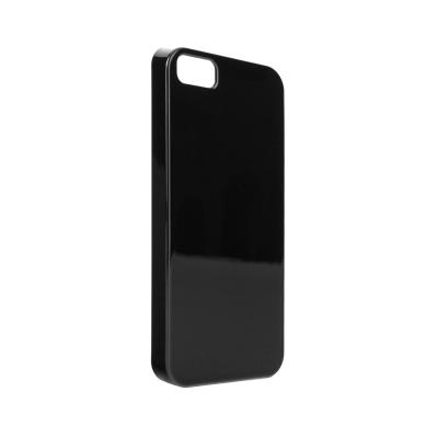 Xqisit Carcasa Trasera para Apple Iphone 5/5s - Negro Brillante