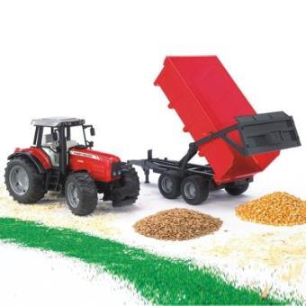 Tractor Massey Ferguson -Cr11-