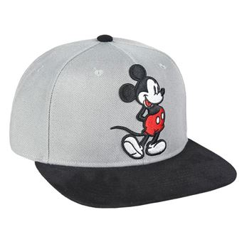 Gorra Disney Premium Mickey gris